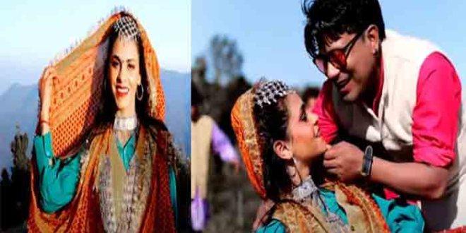 इंदर आर्य की आवाज में तेरो लहंगा गीत का वीडियो रिलीज, ऑडियो भी रहा हिट, पढ़ें रिपोर्ट।