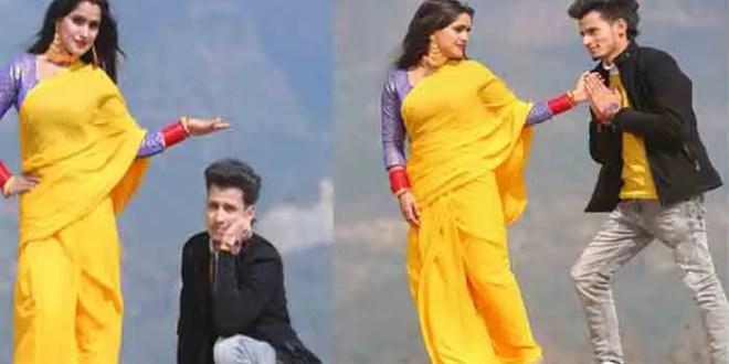 नीरज डबराल औऱ सीमा भारती की जोड़ी बुलाक्या बो वीडियो गीत में आएंगी नजर,पोस्टर रिलीज।