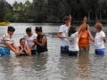 Barbara and Julie get baptized!