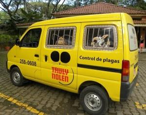 pest control car