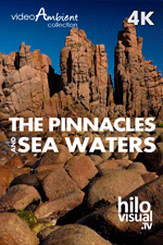 THE PINNACLES and Sea Waters - 4K Nature Video Download