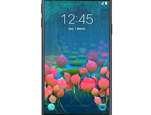 Samsung Galaxy J5 Prime Ekranı