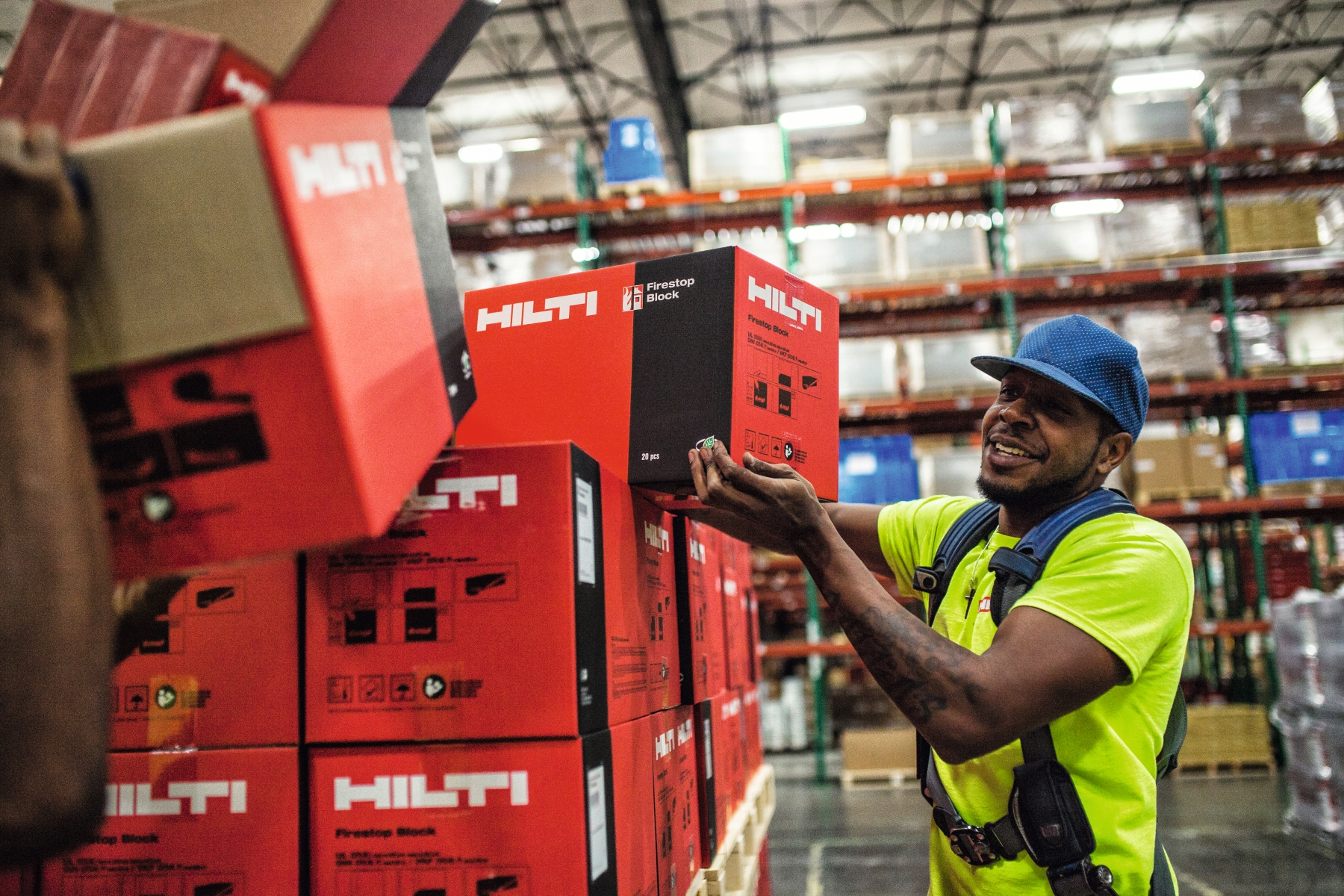 Products Buy Where Firestop Hilti
