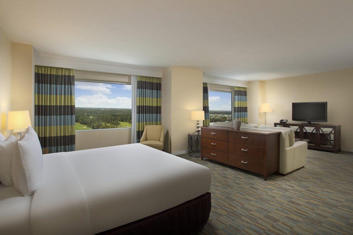 Orlando Resort  Guest Room Photos  Hilton Orlando Bonnet