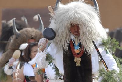 Pueblo Of Pojoaque Hilton Santa Fe Buffalo Thunder