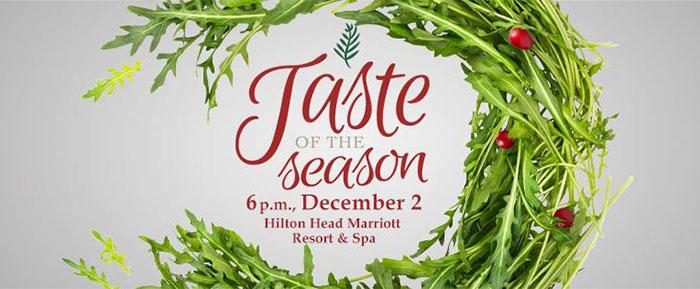 2016 Taste of the Season