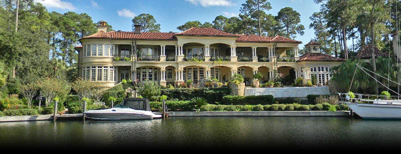 Hilton Head Luxury Homes Inc Oceanfront Homes Luxury