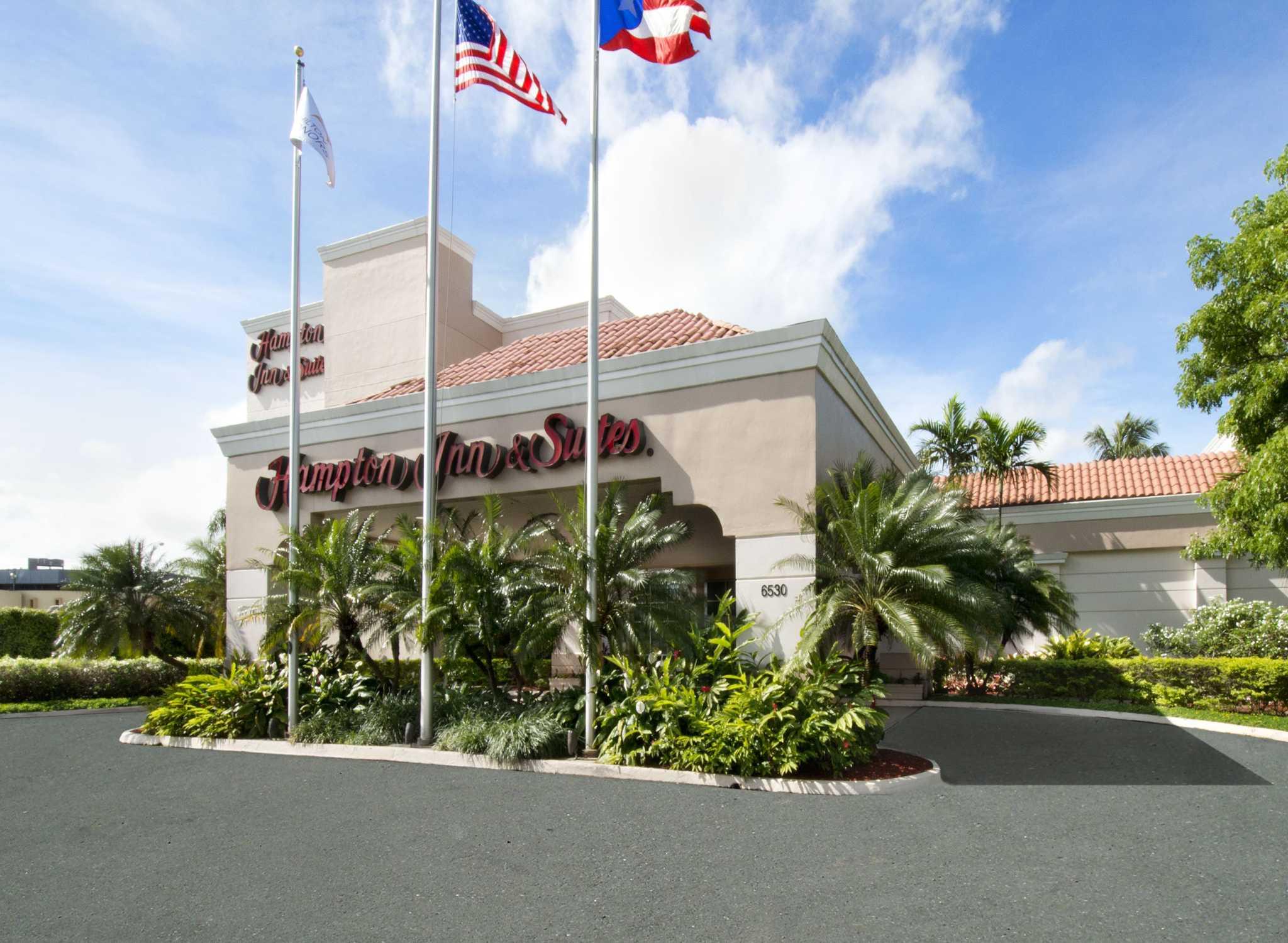 Hoteles en Puerto Rico  San Juan  Hilton