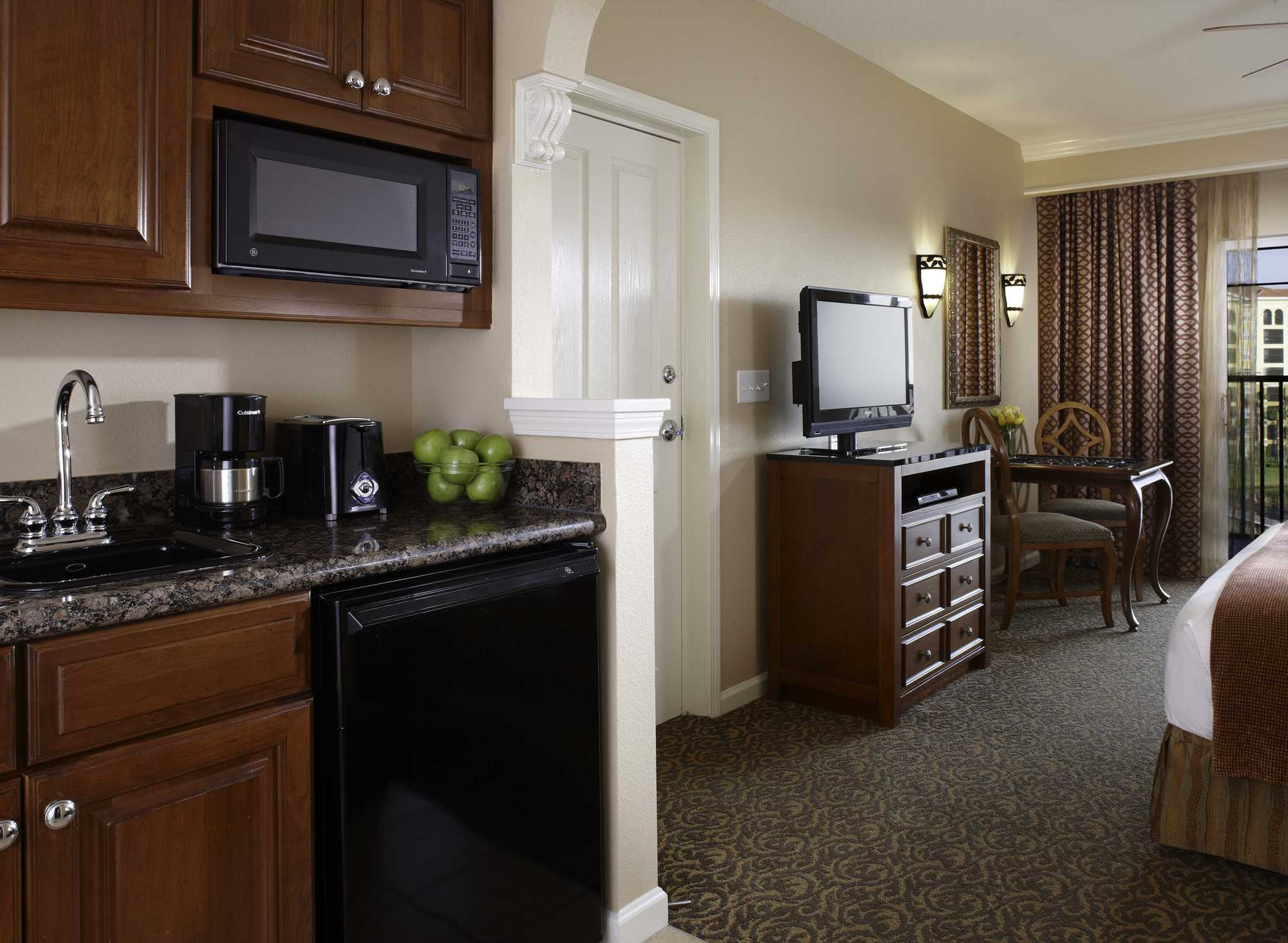 hotels with kitchen in orlando ge slate hilton grand vacations international drive resort