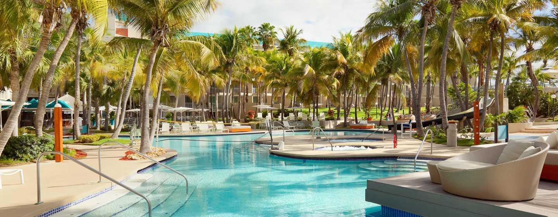 Hoteles en Ponce  Hilton Ponce Golf  Casino Resort