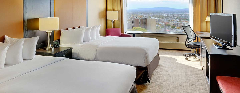 Hilton Quebec  Hotel  Quebec