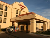 Hampton Inn Hilton Chihuahua City Xico - Fachada Del