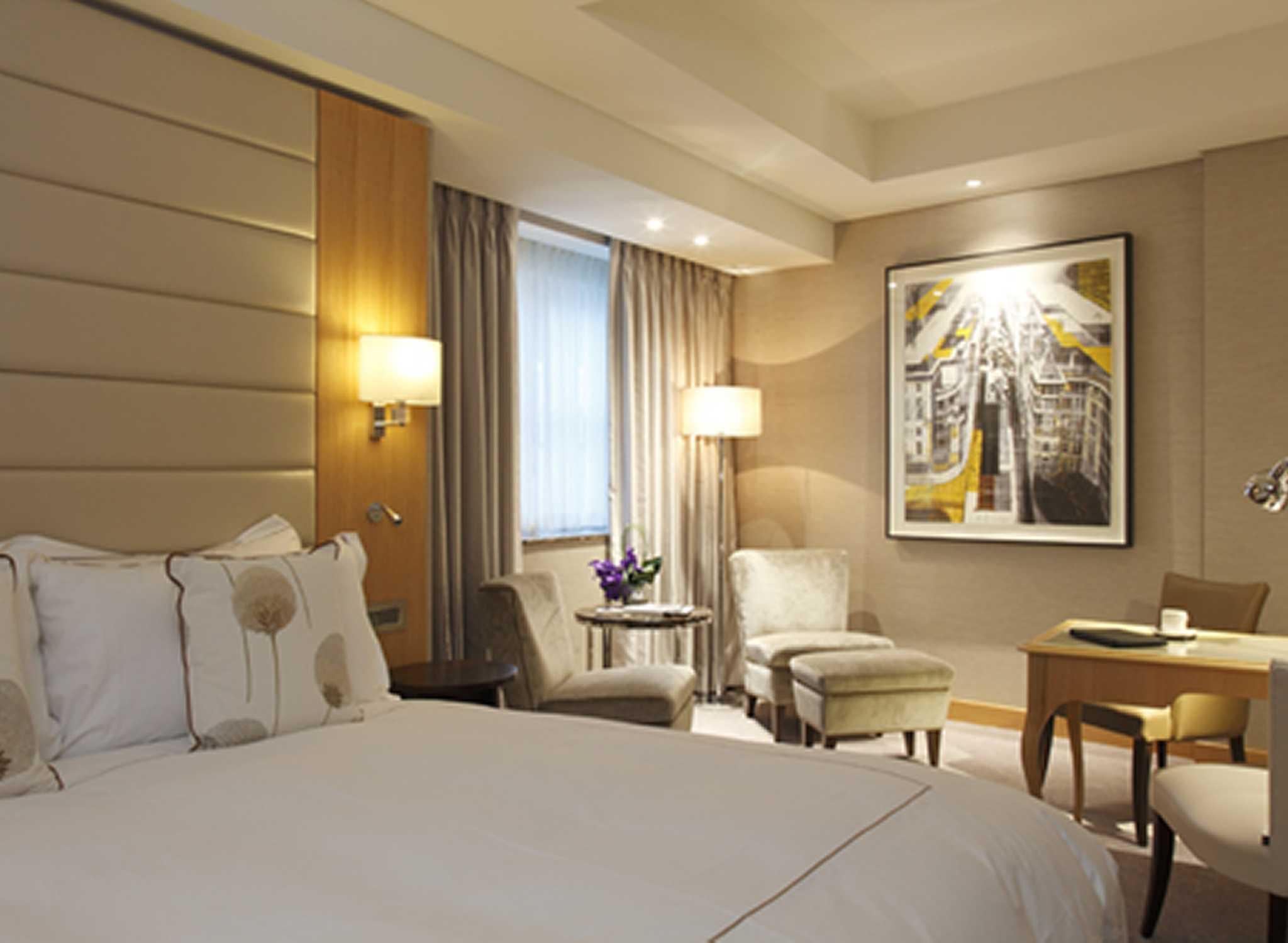 Hotel de lujo en Londres  Hotel de lujo Conrad en St James