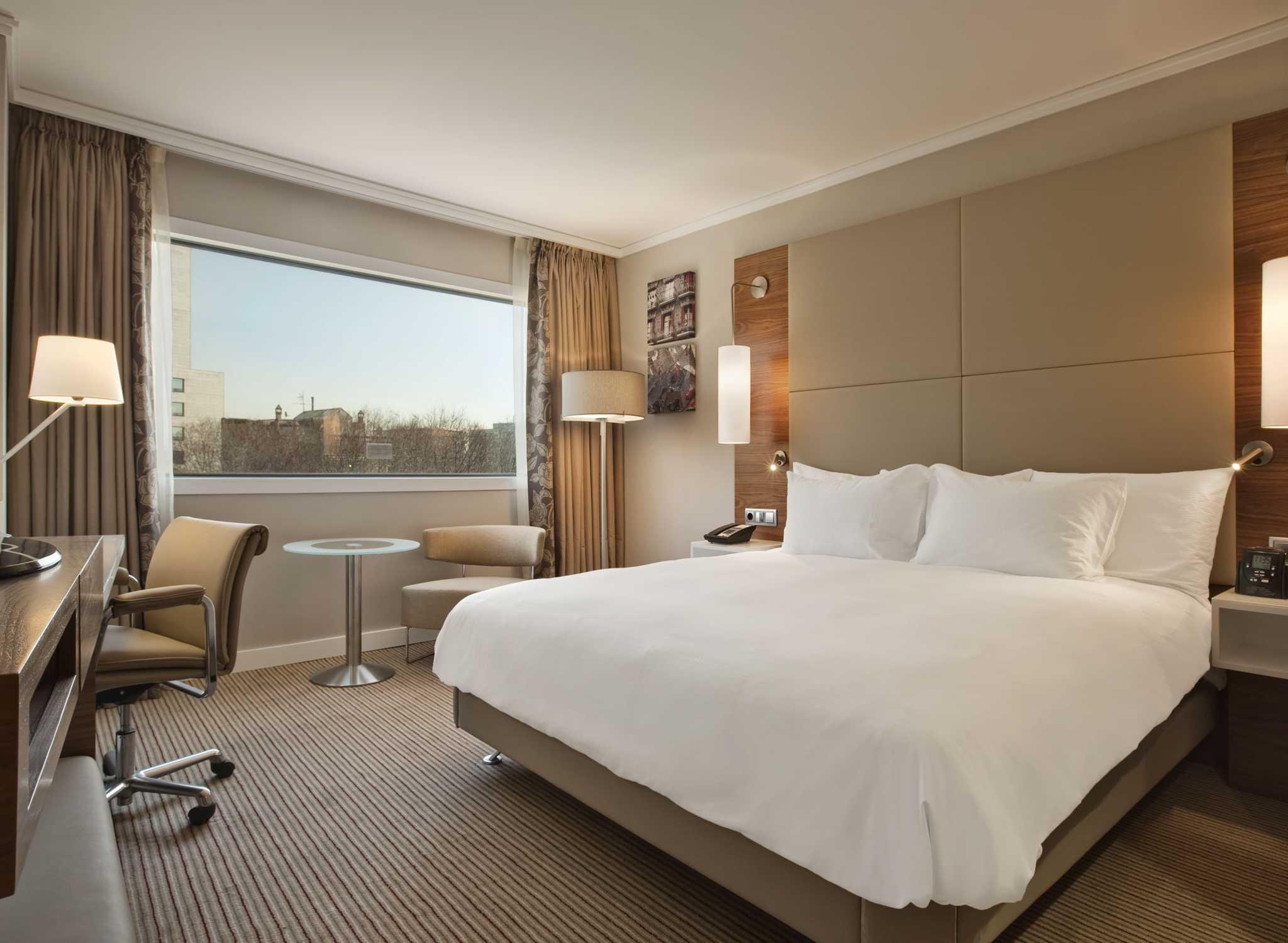 Hoteles en Espaa  Barcelona Madrid Mallorca  Hilton