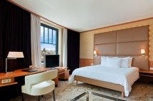 Hilton Prague Town - Luxushotel Im Stadtzentrum Prags