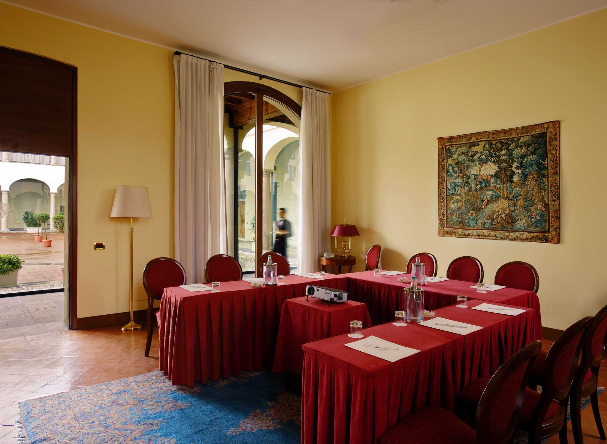 Hotel a Milano  Grand Hotel Villa Torretta Milan Sesto