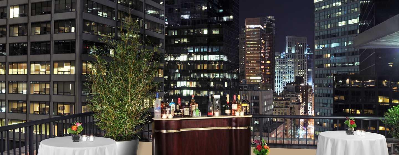 Hotel a Midtown Manhattan  DoubleTree by Hilton Hotel Metropolitan  New York City