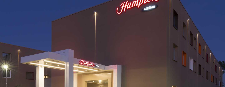 Hotel a Roma  Hampton by Hilton Rome East  Italia