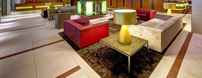 fHotel aeroportuali a Francoforte  Hilton Garden Inn Frankfurt Airport  FRA T1