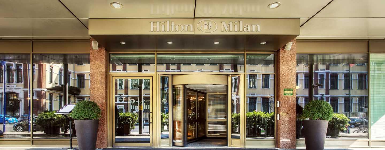Hotel nel centro di Milano  Hotel Hilton Milan  Italia