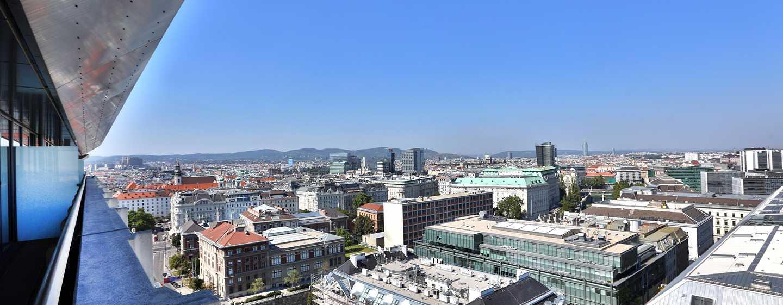 Hotel per viaggi daffari e centro congressi a Vienna  Hilton Vienna  Austria