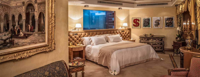 Hotel con sistemazioni a 5 stelle a Roma  Rome Cavalieri