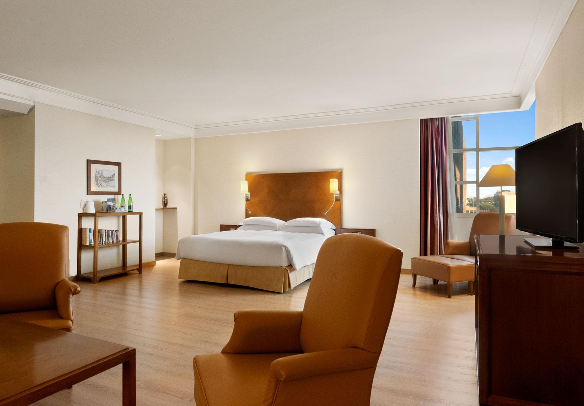 Hotel allaeroporto di Roma  Hotel Hilton Rome Airport