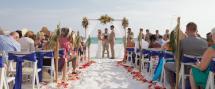 Destin Beach Weddings Florida Hilton Sandestin Resort