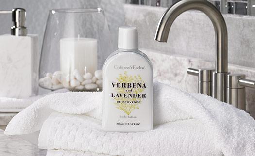Verbena  Lavender Body Lotion  Hilton to Home Hotel