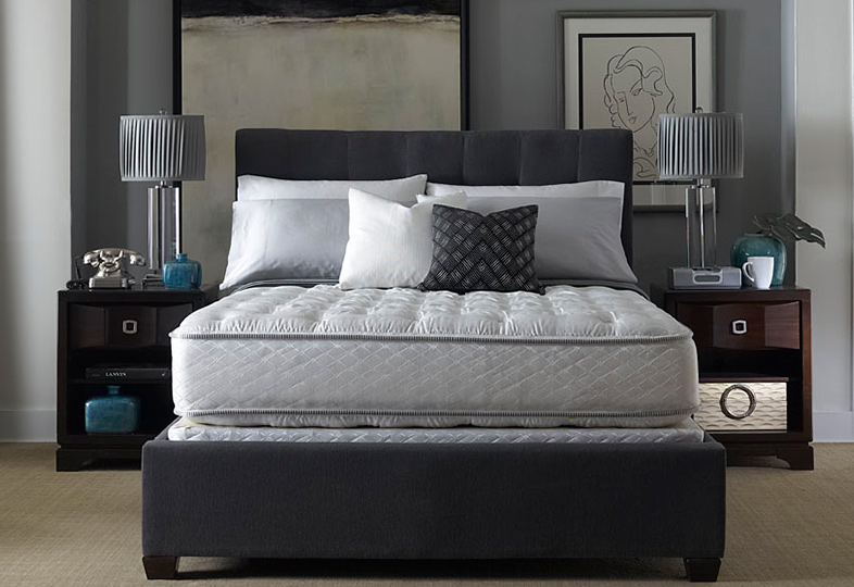 Mattress  Box Spring  Hilton to Home Hotel Collection