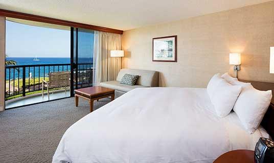 Hawaii Hotel Rooms  Suites at Hilton Waikoloa Village