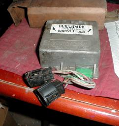 nos ford ignition module 1974 5 ford lincoln mercury green grommet d5az12a199c [ 1280 x 960 Pixel ]