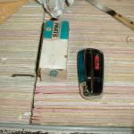 Nos Mopar Tailgate Medallion 1962 Dodge Dart Wagons Hiltop Auto Parts