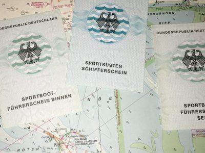 Sportboot Führerschein Binnen (SBFB)
