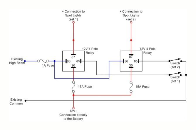 07 hilux spotlight wiring diagram  pietrodavicoit