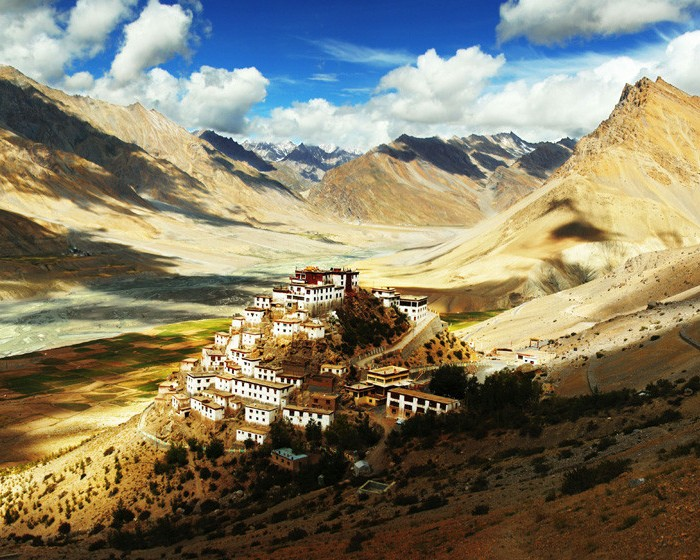 Monastries and Gompas of Himachal