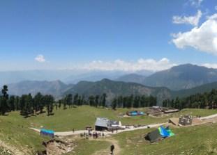 Chandrashila Trek Base Camp