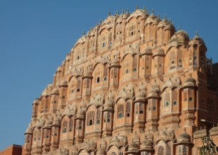 hawa mahal,rajasthan - a new year's destination