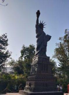 Statue of Liberty, New Delhi