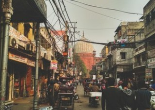 Chandni Chowk- The Street of Buyers and Foodies 3