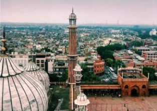 Chandni Chowk- The Street of Buyers and Foodies 6