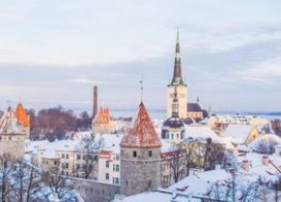 An itinerary of East and Nordic Europe 2
