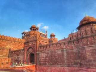 lahori gate red fort delhi