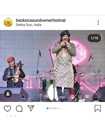 Beck's Ice Sundowner Festival