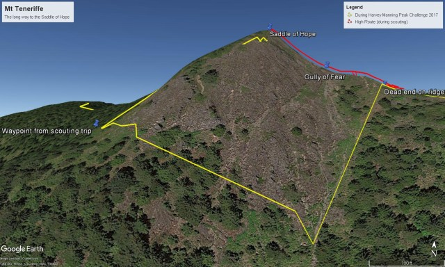 Mt Teneriffe
