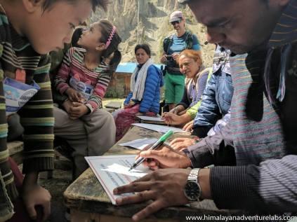 Finisher Certificates for Childrens Run