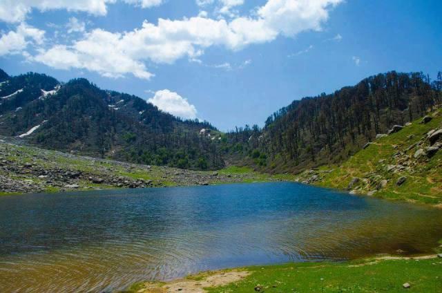 Kareri Lake