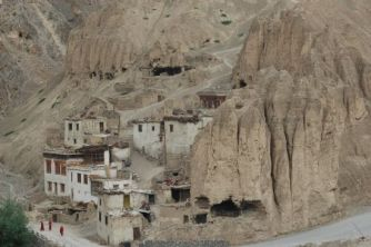village 3 ladakh aug 09