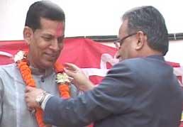 रामचन्द्र झा