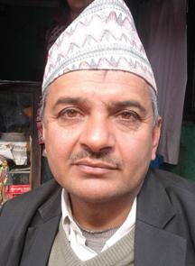 खिमानन्द बन्जाडे, अर्घाखाँची, हालः काठमांडू